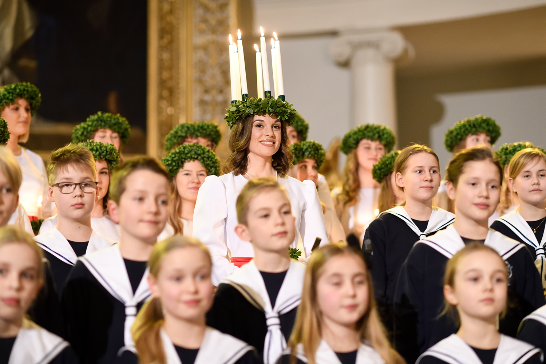 Finlands Lucia Sara Ray